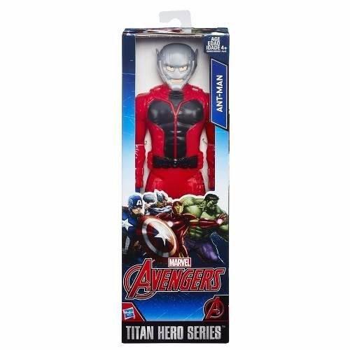 Vingadores - Titan Hero - Homem Formiga - Hasbro Avengers