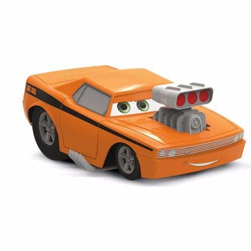 Carros - Kit Relampago Mcqueen E Snot Rod 13cm - Toyng 28984