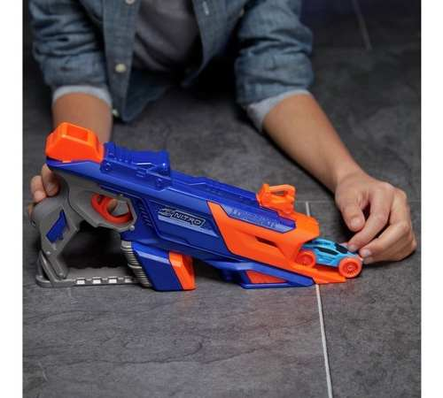 Lançador Nerf Nitro Longshot C0784 - Hasbro