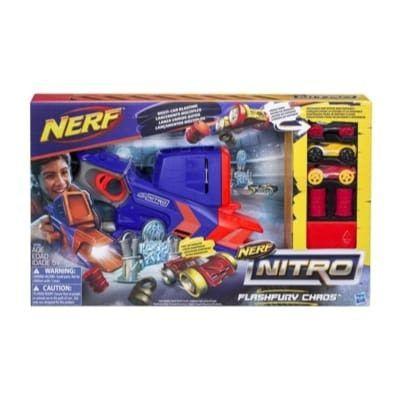 Lançador Nerf Nitro Flashfury C0788 - Hasbro