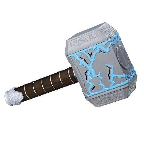 Thor Ragnarok - Martelo Golpe Poderoso Do Thor Hasbro B9975