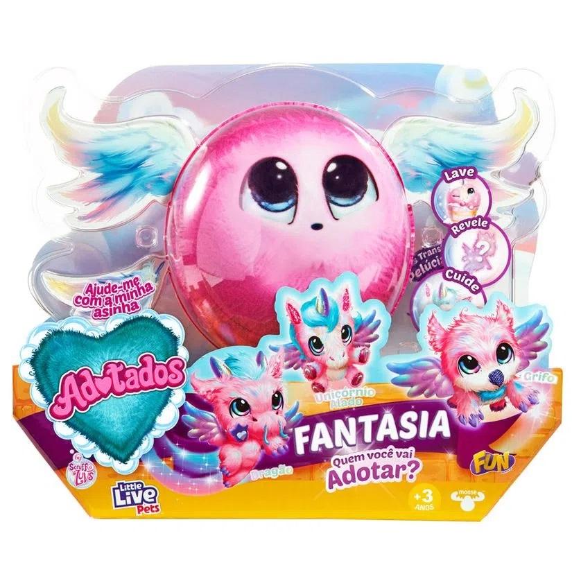 Adotados - FurBalls Pets Fantasia Série 5 F00270 - Fun