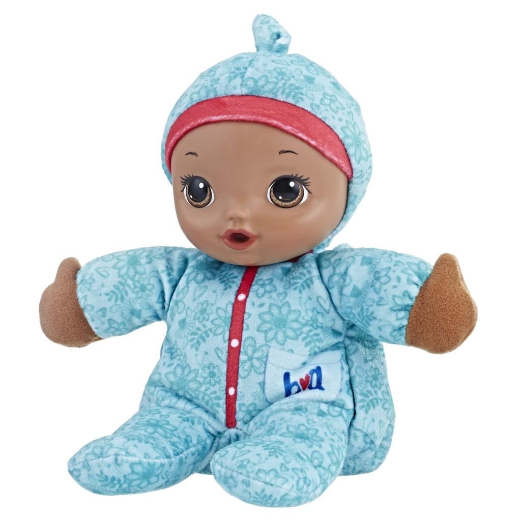 Baby Alive Soninho Negra Roupa Verde E0780 - Hasbro