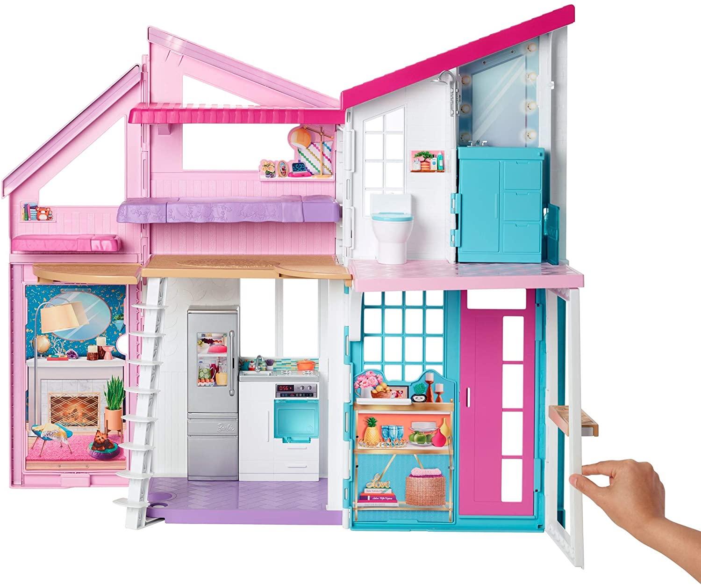 Barbie - Casa Malibu FXG57 - Mattel