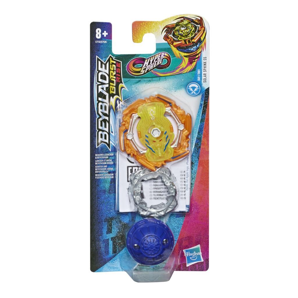 Beyblade Hypershere Solar Sphinx S5 E7732 E7535 - Hasbro