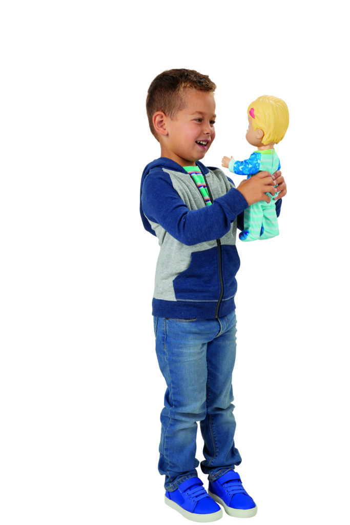 Boneca Baby Alive  Aprendendo a Cuidar Loira E6937 - Hasbro