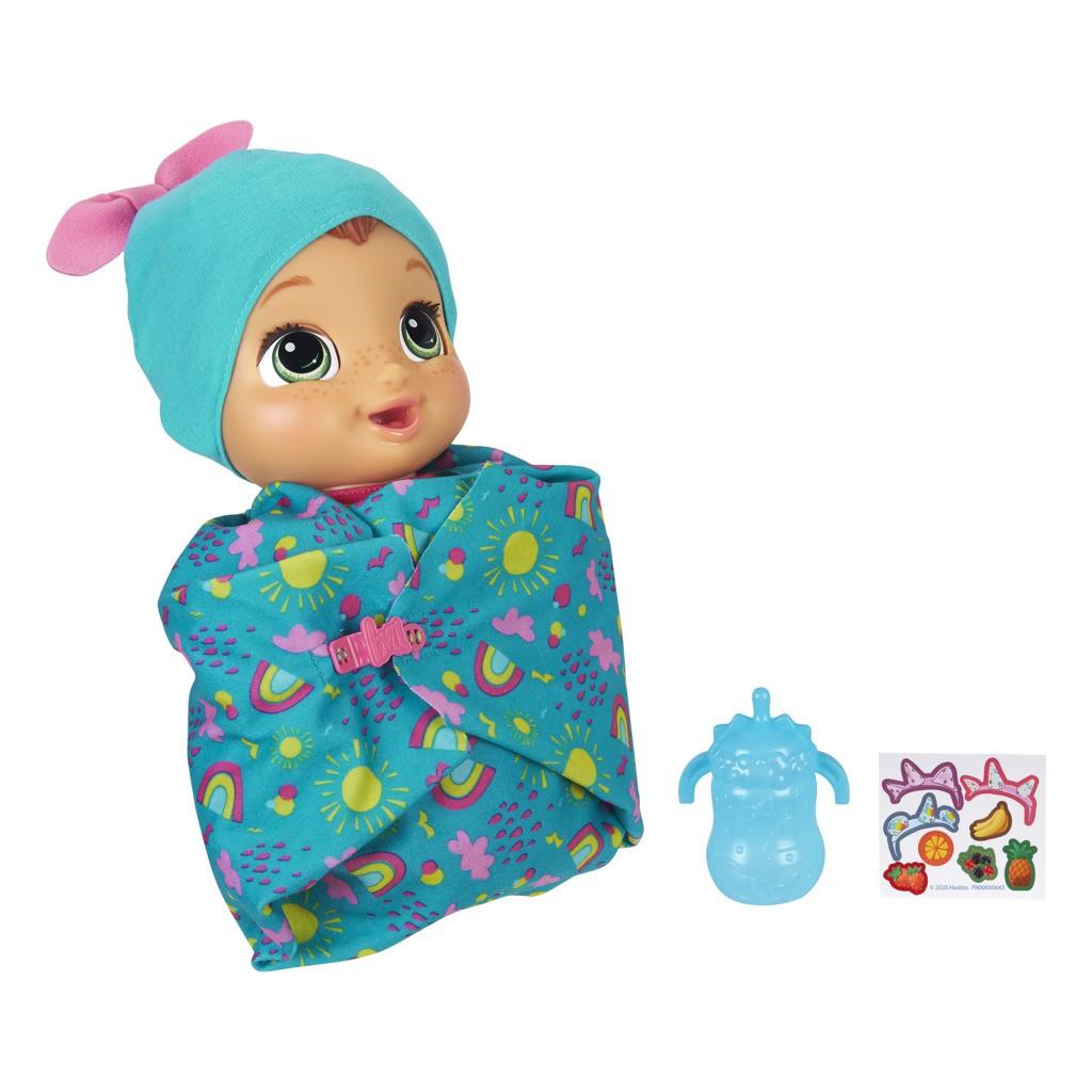 Boneca Baby Alive Grows Up Feliz que Cresce de Verdade E8199 - Hasbro