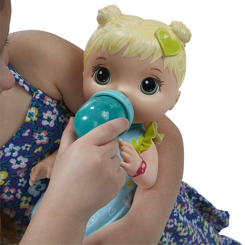 Boneca Baby Alive Medica - Cuida De Mim Loira E5834 - Hasbro