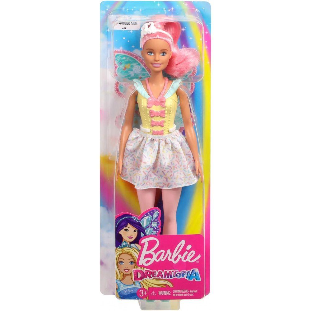 Boneca Barbie Fada Dreamtopia GJJ98 FXT03 - MATTEL