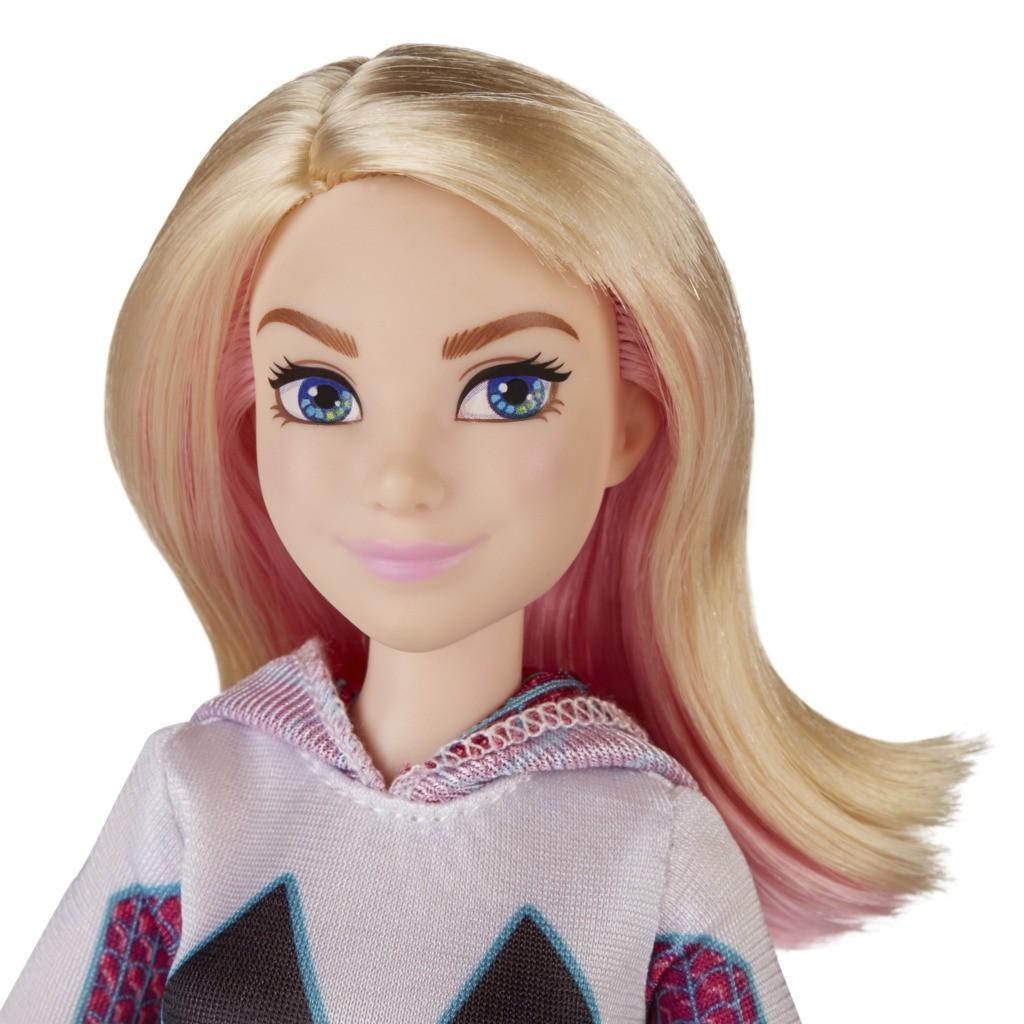 Boneca Marvel Rising 25 Cm Aranha Fantasma Secret Warriors E2719 E2701 - Hasbro