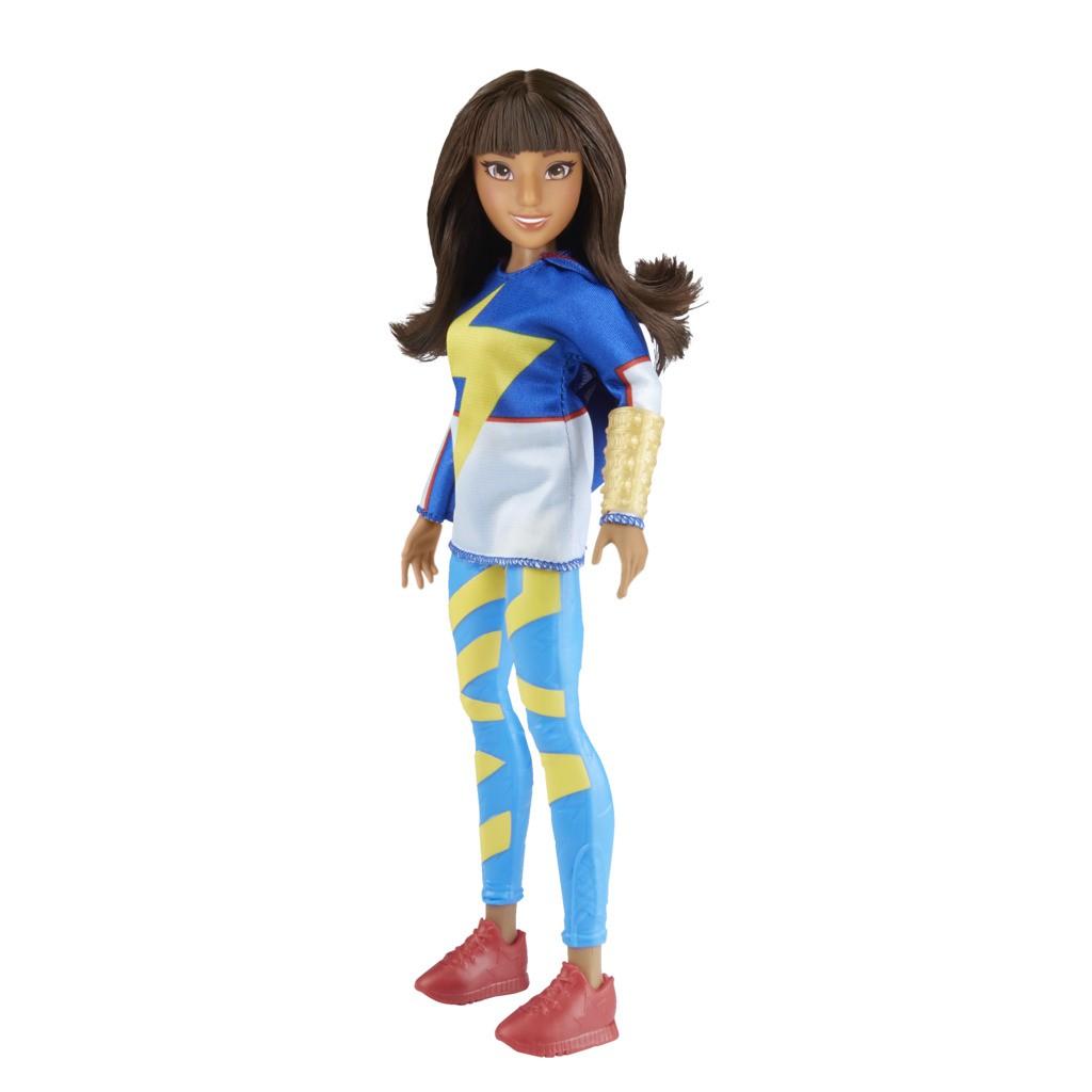 Boneca Marvel Rising 28 Cm Ms Marvel Secret Warriors E2713 E2700 - Hasbro