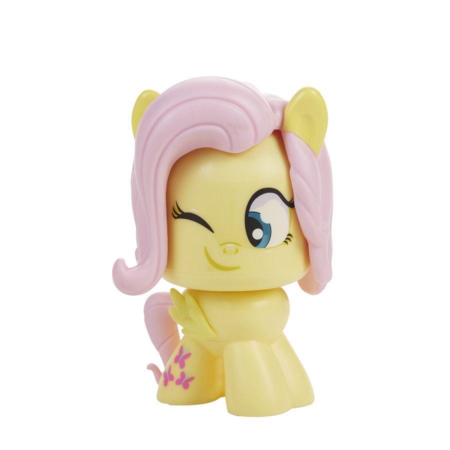 Boneca My Little Fluttershy Mighty Muggs E4631 - Hasbro E4624