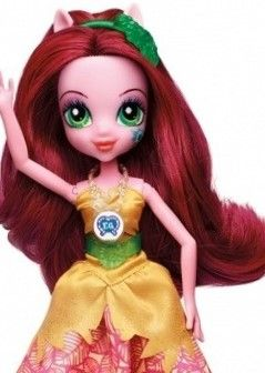 Boneca My Little Pony Equestria Girls Legend Of Everfree Gala de Cristal Gloriosa Daisy - Hasbro