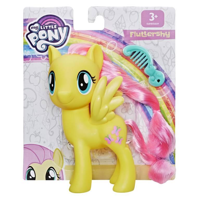 Boneca My Little Pony Fluttershy 15 cm E6848 / E6839 - Hasbro