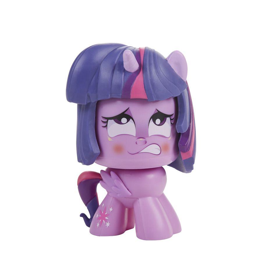 Boneca My Little Twilight Sparkle Mighty Muggs E4633 - Hasbro E4624