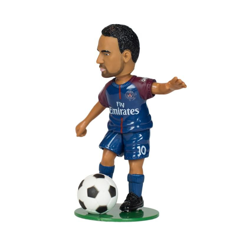 Boneco Articulado Colecionável Neymar - PSG