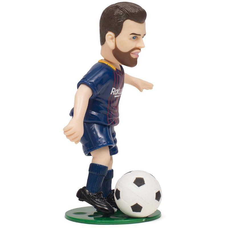 Boneco Articulado Colecionável Piqué - Barcelona