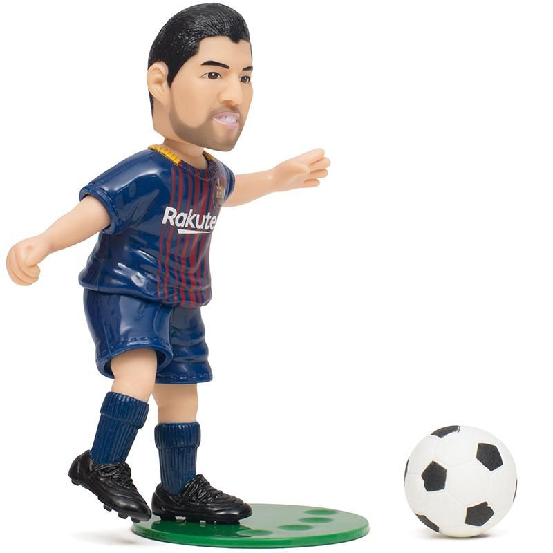Boneco Articulado Colecionável Suárez - Barcelona