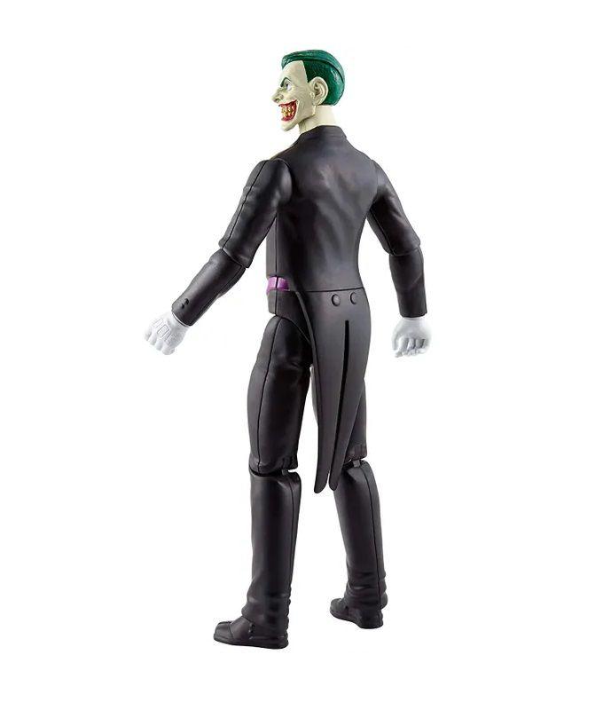 Boneco Batman Missions Truemoves 30cm  Coringa - Mattel
