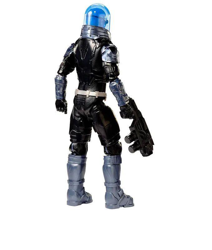 Boneco Batman Missions Truemoves 30cm  Mr. Freeze - Mattel