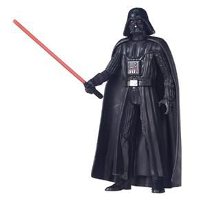 Boneco Darth Vader Eletrônico 30 CM com som e Sabre de Luz - Hasbro