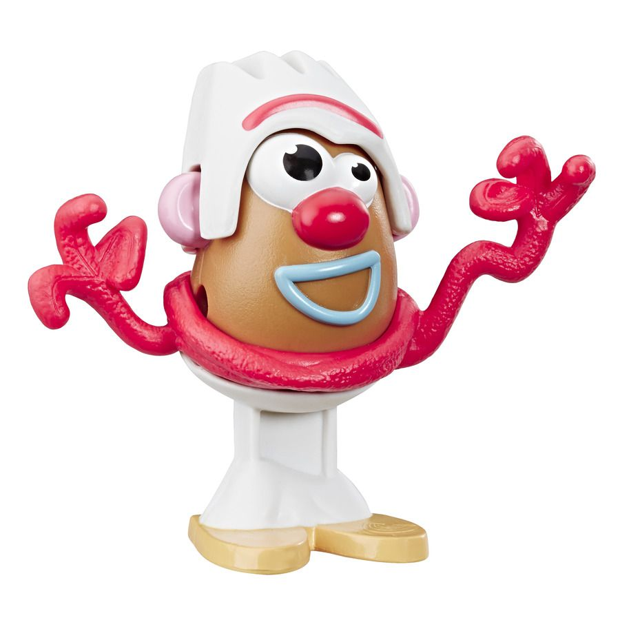 Boneco Forky - Toy Story 4 Mr Potato Head como Forky E3093 - Hasbro