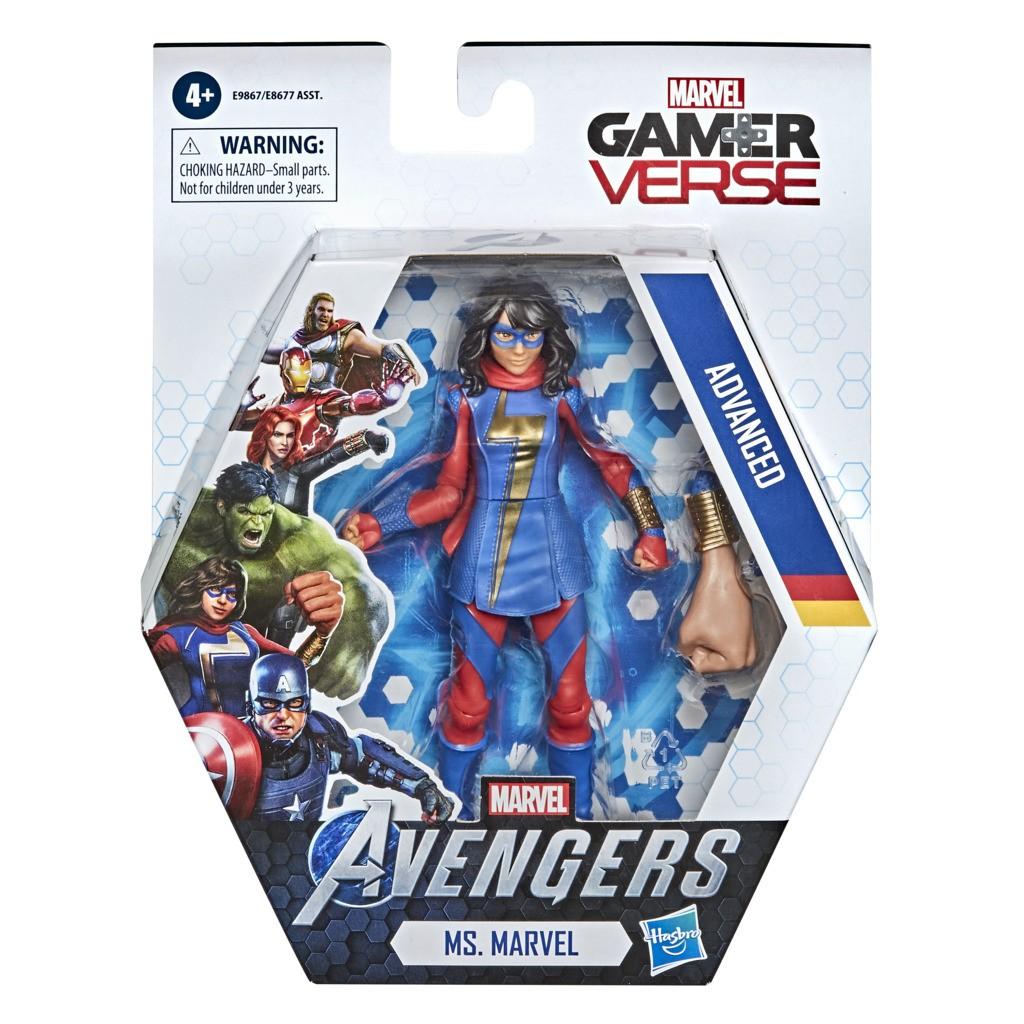 Boneco Game Verse Kamala Khan E9867 - Hasbro