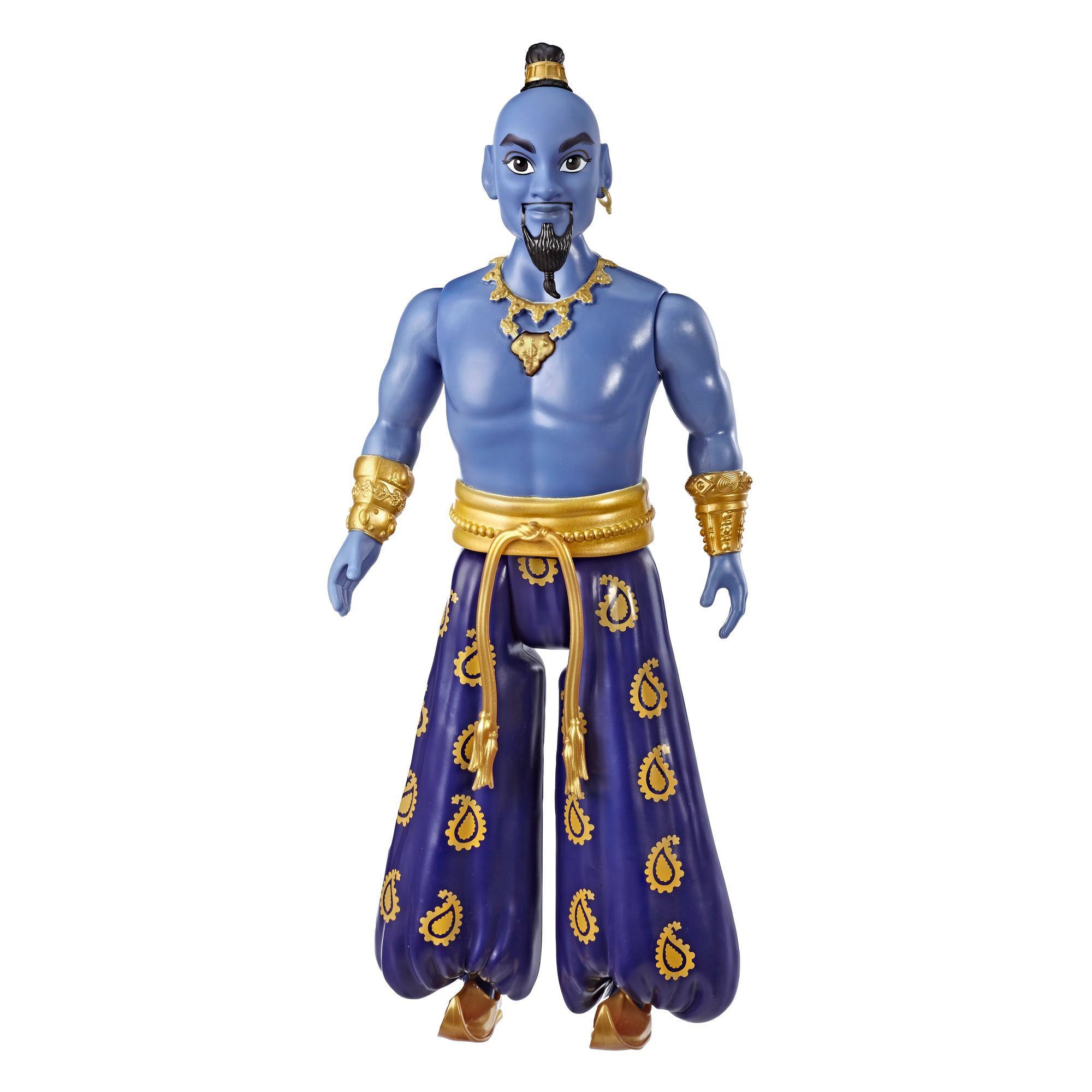Boneco Genio Cantor E5409 do Filme Aladdin 2019 - Hasbro