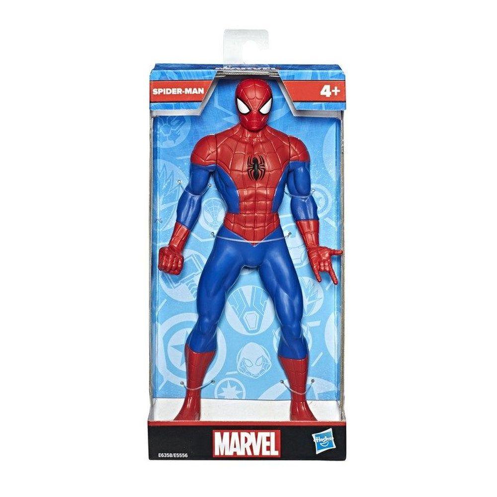 Boneco Homem Aranha 25 Cm Action Figure Avengers Olympus E6358 - Hasbro E5556