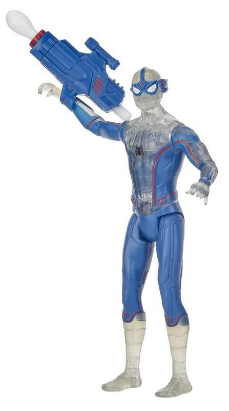 Boneco Homem Aranha Traje Tecno e Lançador - Homem Aranha Longe de Casa E4122 - Hasbro E3549
