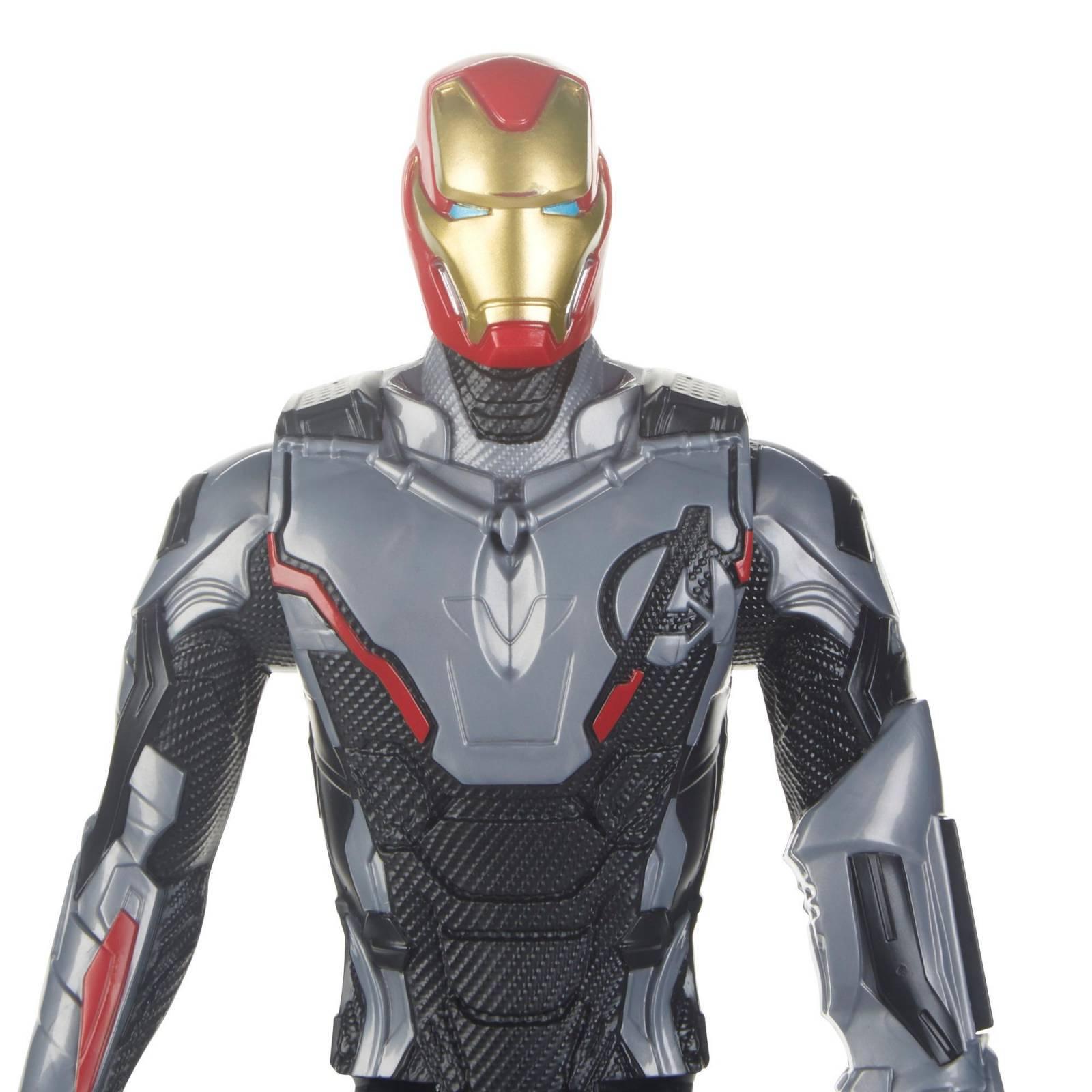 Boneco Homem de Ferro 30 Cm Titan Hero com Dispositivo Power FX E3298 - Hasbro