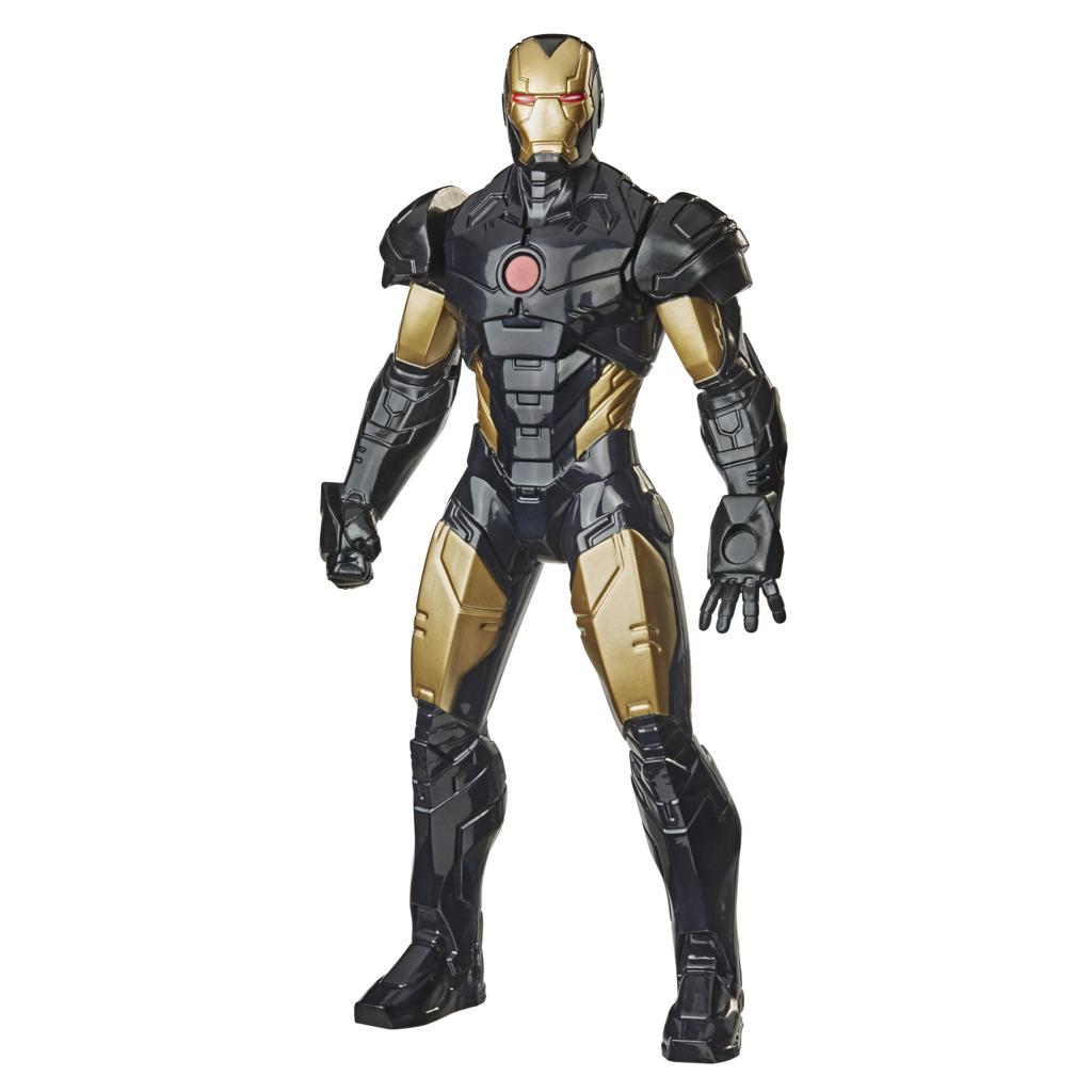 Boneco Homem de Ferro Dourado 24CM Olympus F1425 - Hasbro