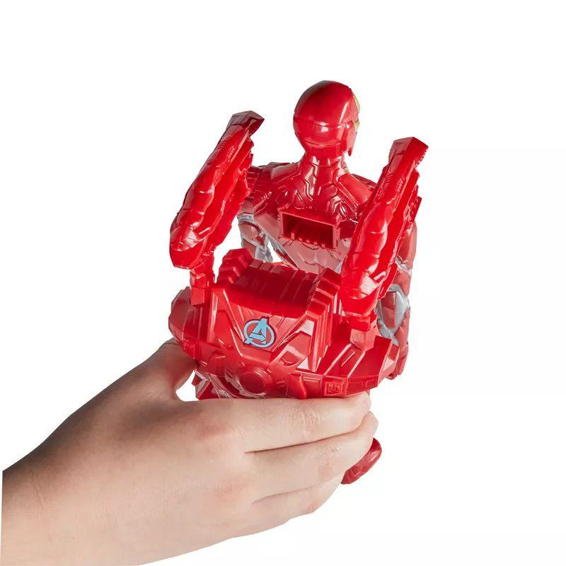 Boneco Homem de Ferro Guerra Infinita Com Dispositivo Power FX E0606 - Hasbro