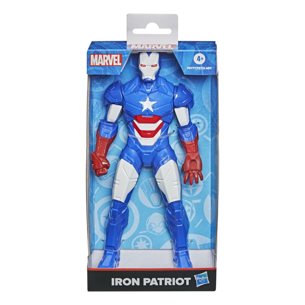 Boneco Homem de Ferro Patriota 24CM Olympus F0777 - Hasbro