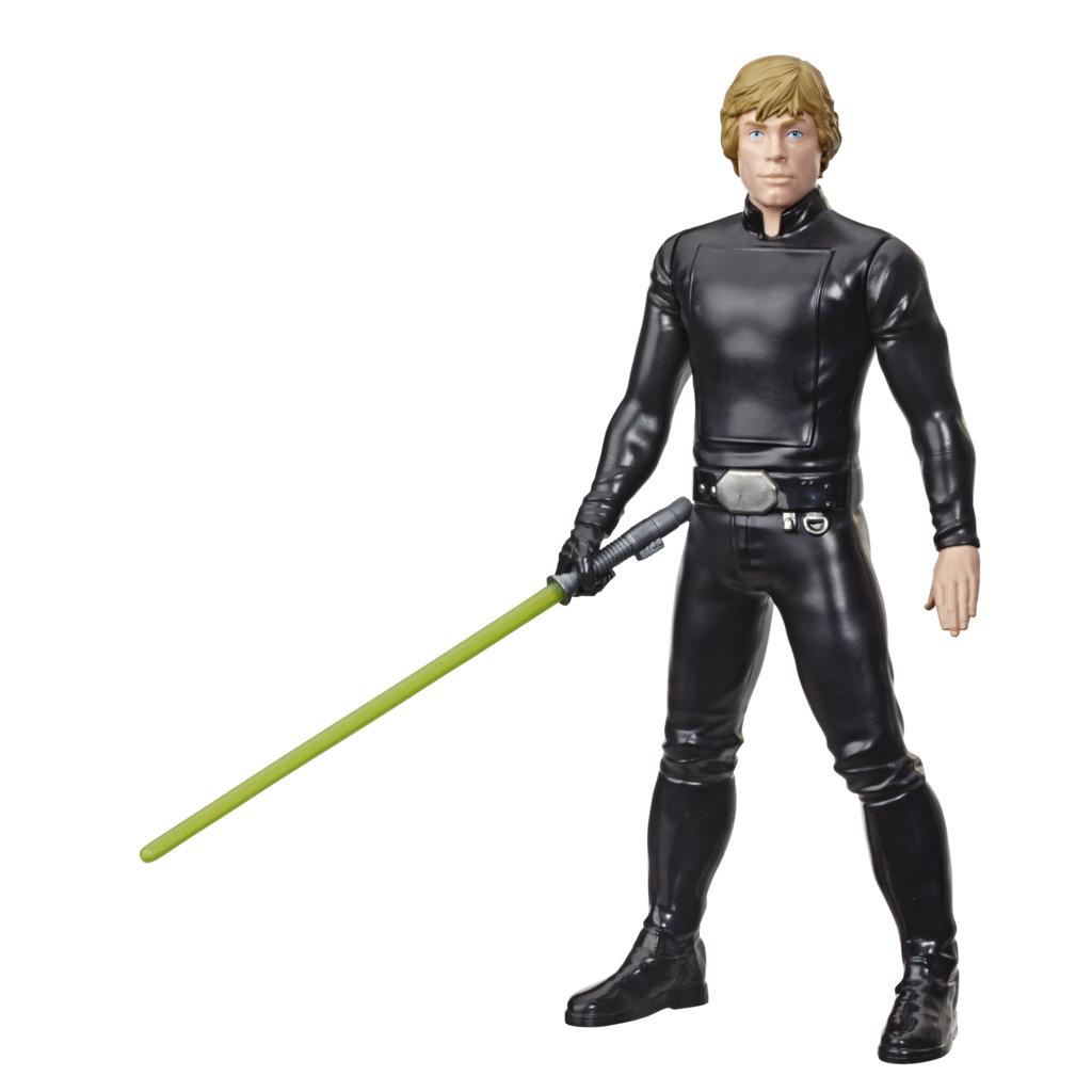 Boneco Luke SkyWalker Star Wars 24CM Olympus E8358 - Hasbro