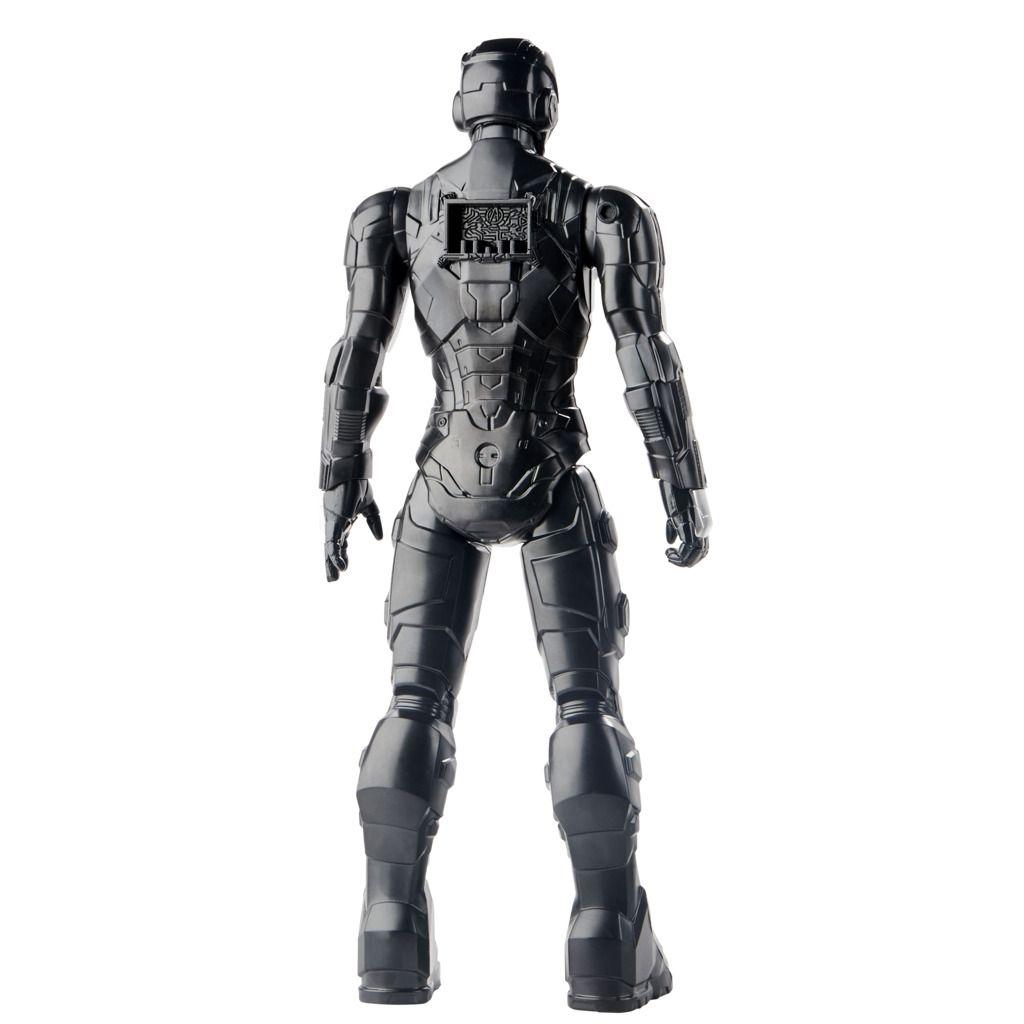 Boneco Maquina de Combate Titan Hero Blast Gear E7880 - Hasbro
