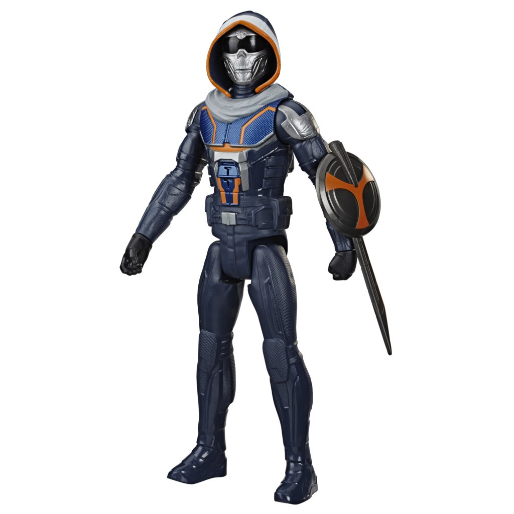 Boneco Marvel Taskmaster Blast Gear Skull E8737 - Hasbro