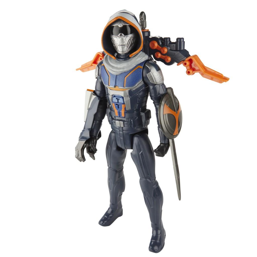 Boneco Marvel TaskMaster Blast Gear Skull E9671 - Hasbro