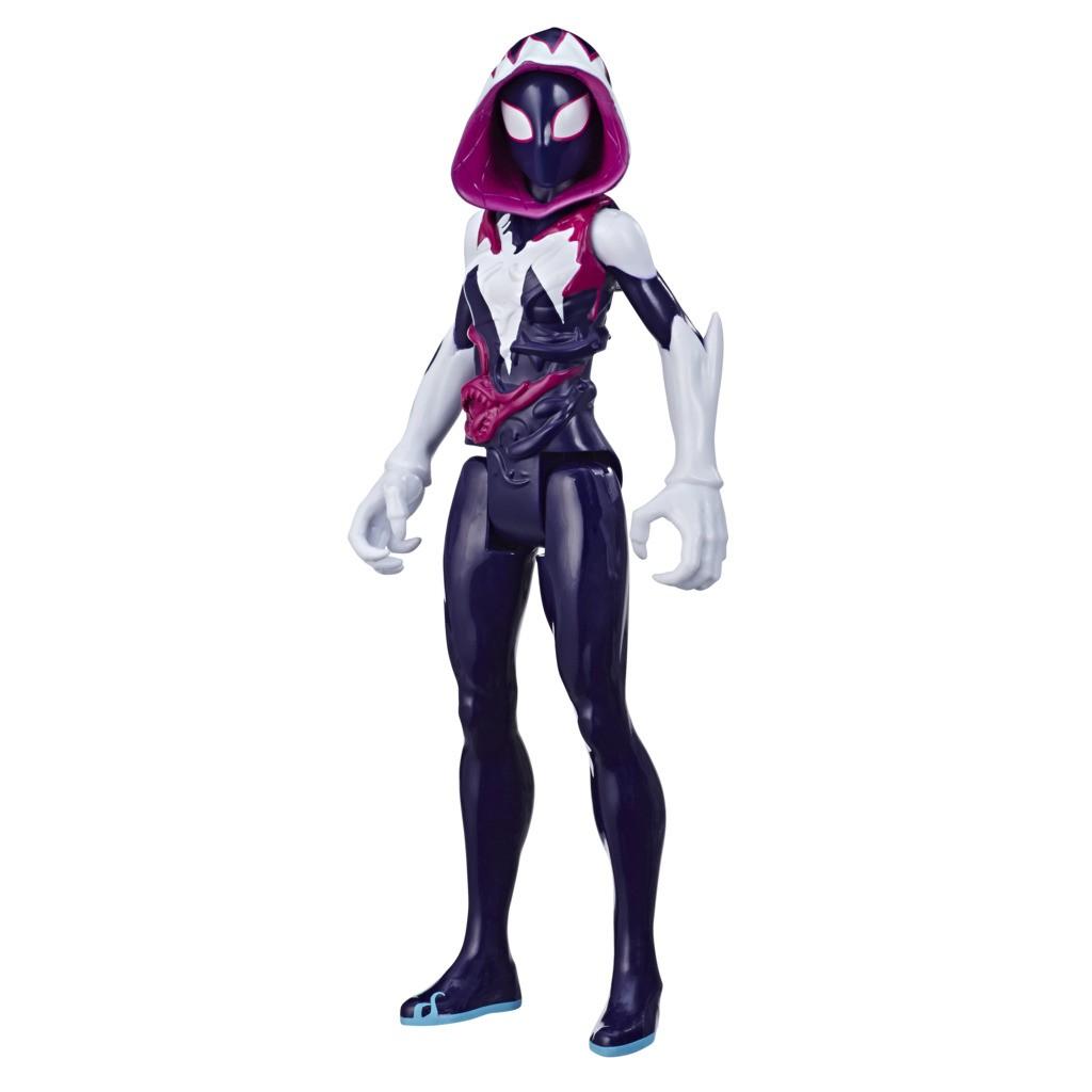 Boneco Maximum Venom Ghost Spider E8730 / E8686 - Hasbro