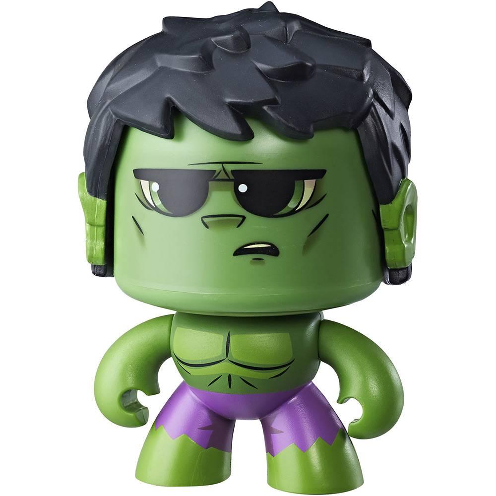 Boneco Hulk Mighty Muggs Marvel  E2165 / E 2122 - Hasbro