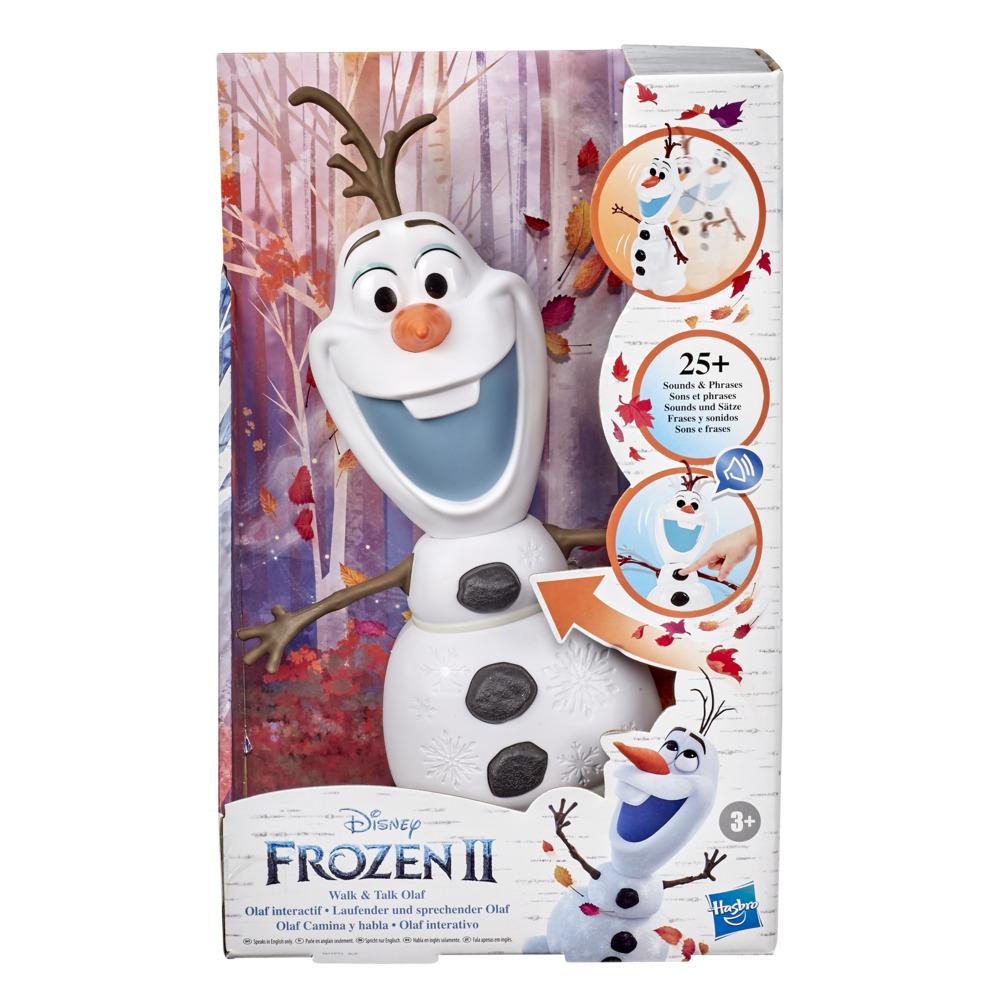 Boneco  Olaf interativo com Sons e Movimento F1150 - Hasbro