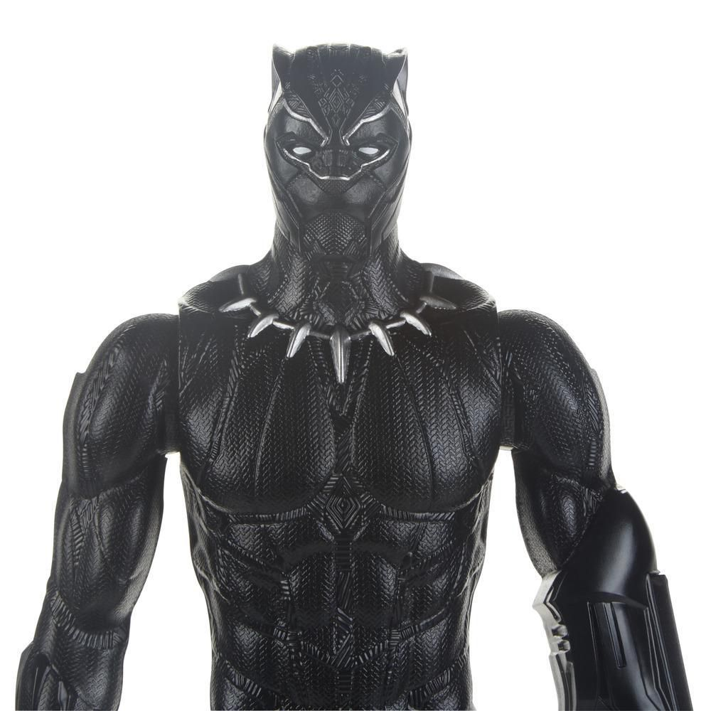 Boneco Pantera Negra 30 cm Avengers Vingadores 4 Ultimato E3309 - Hasbro