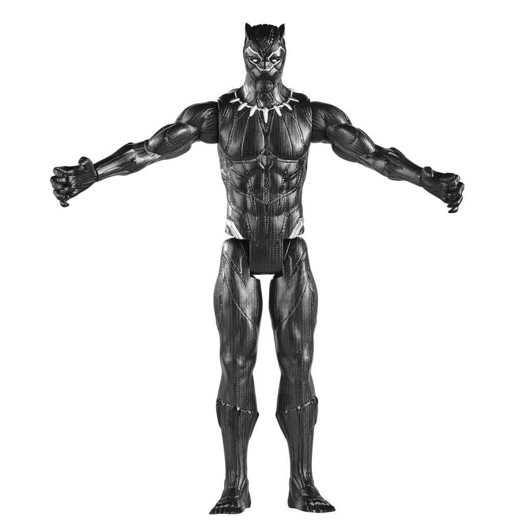 Boneco Pantera Negra Titan Hero Blast Gear E7876 - Hasbro