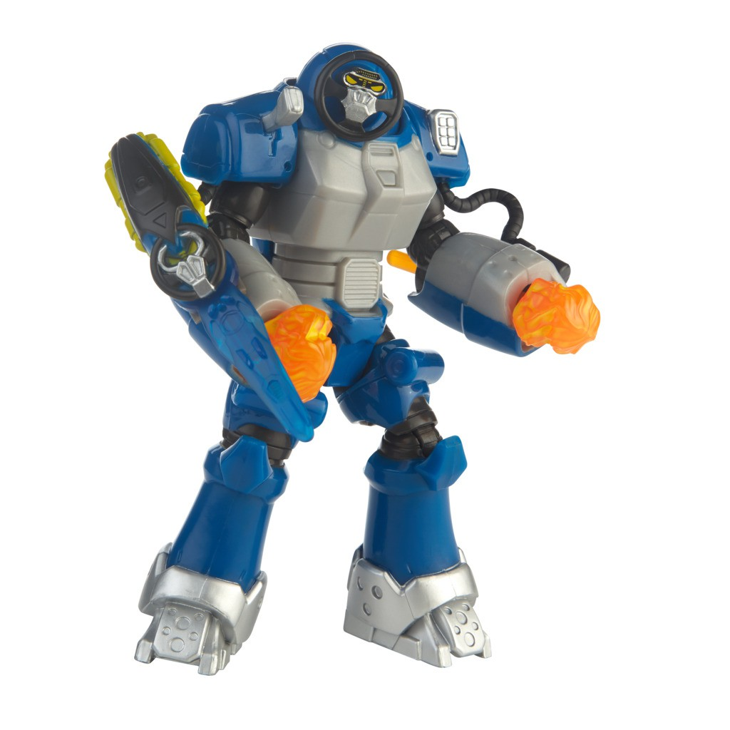 Boneco Power Rangers Smach Beastbot Morphers E5899 - Hasbro