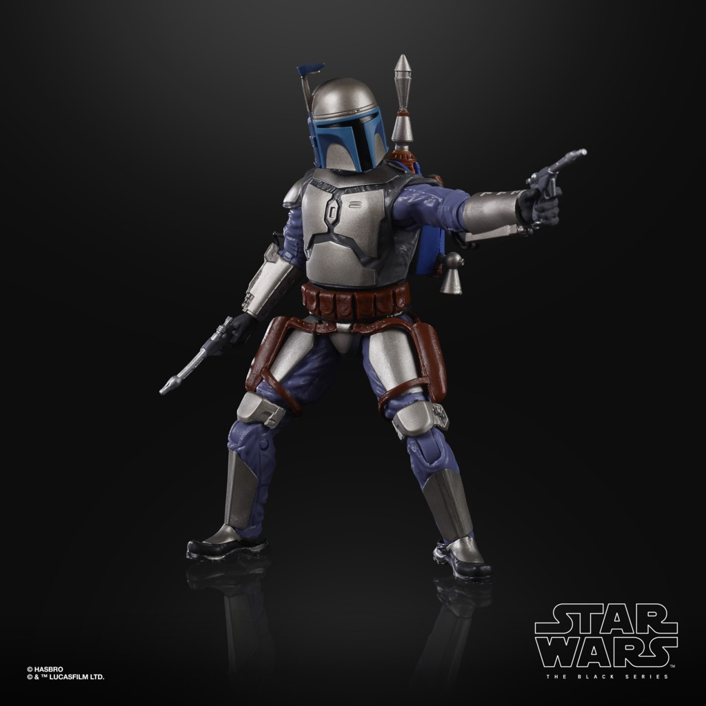 Boneco Star Wars The Black Series  Jango Fett E9995 - Hasbro