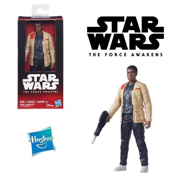 Boneco Star Wars The Force Awakens Finn (Jakku) - Hasbro