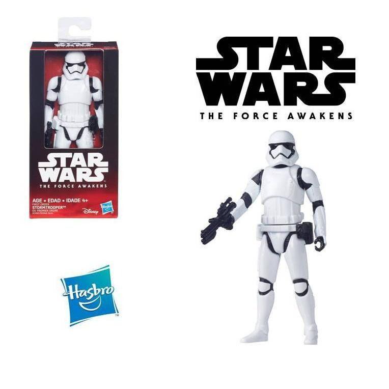 Boneco Star Wars The Force Awakens Stormtrooper - Hasbro