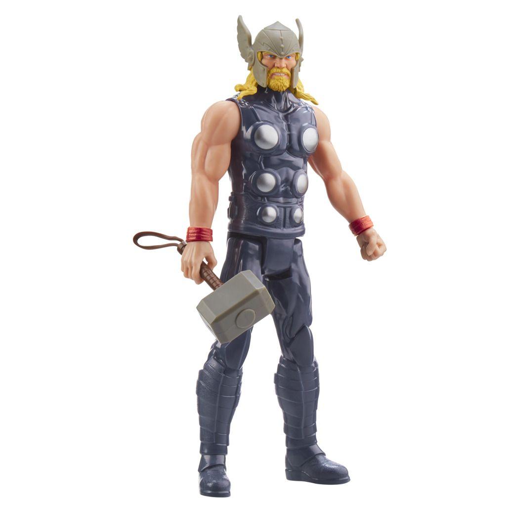 Boneco Thor Titan Hero Blast Gear E7879 - Hasbro
