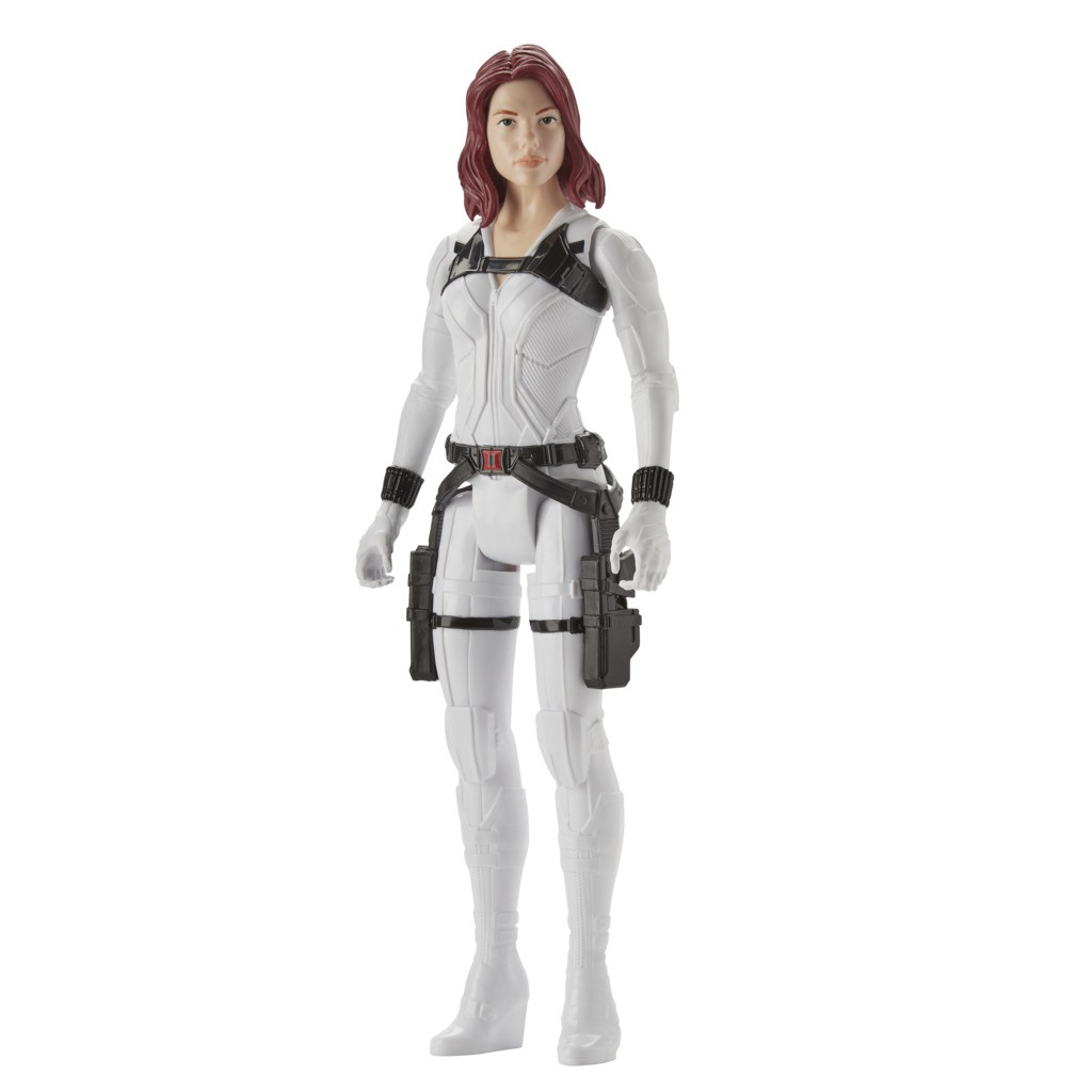 Boneco Viuva Negra Blast Gear Black Widow E8736 - Hasbro