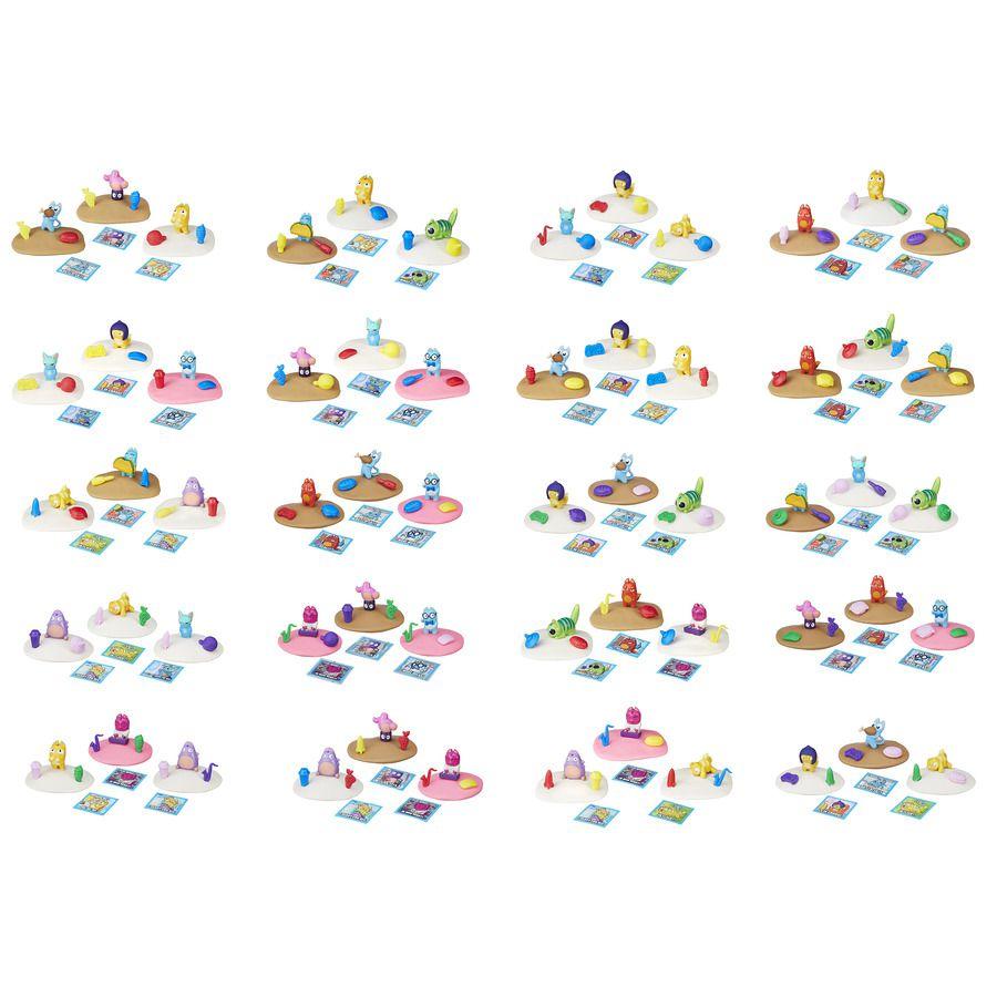 Brinquedo 3 Caixas Surpresa Lost Kitties - Hasbro